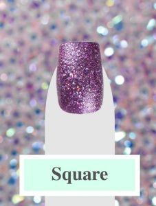 Nails can be filed into so many different shapes  – Essence Spa